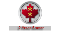2 Years Service