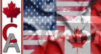 Canada U.S. Border Tour