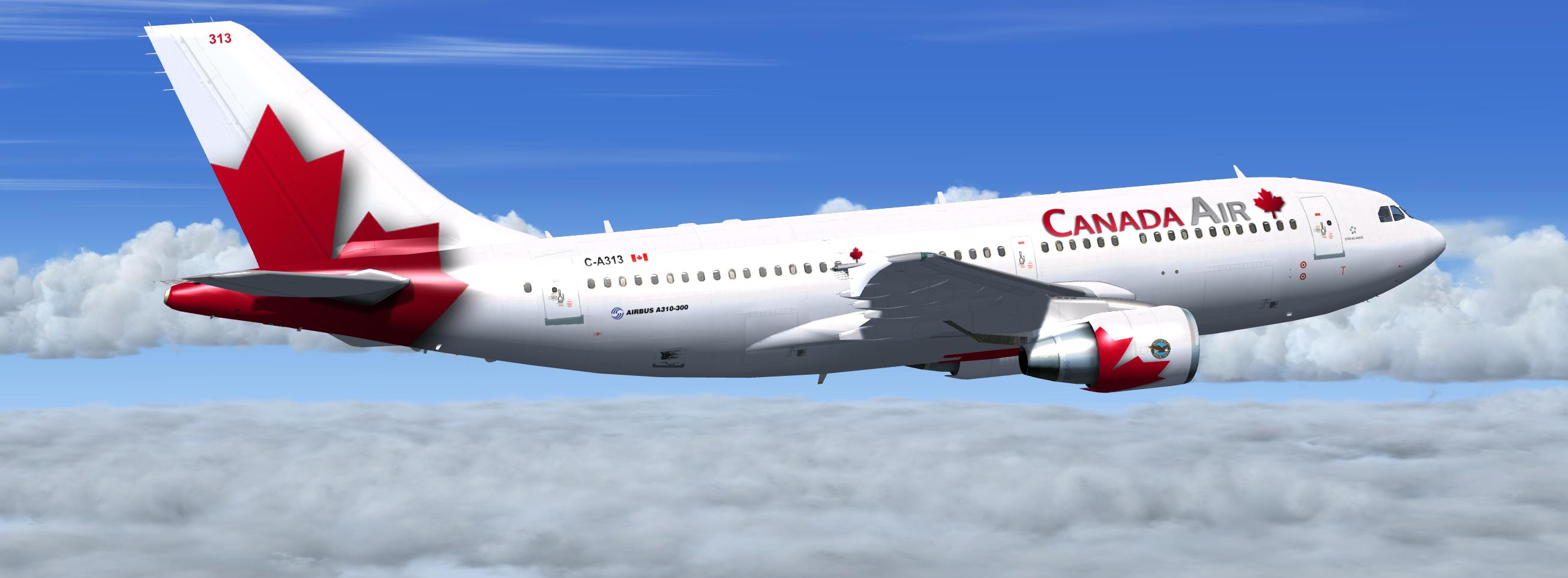 Welcome - Canada Air Virtual