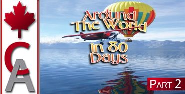 Around The World In 80 Days - Part 2