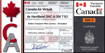 de Havilland Canada DHC-6-300 Twin Sea Otter Certification Flight