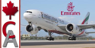 Emirates Airlines Tour