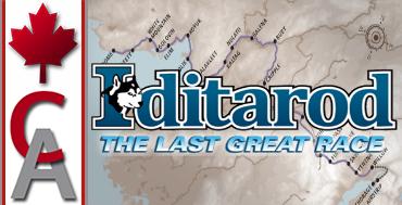 2020 Iditarod Tour
