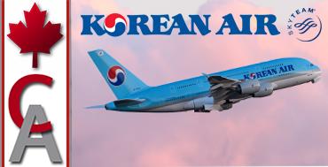 Korean Air Tour