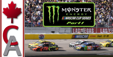 Monster Energy NASCAR Cup Series - Part 1