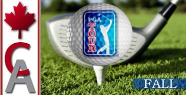 PGA Fall Tour