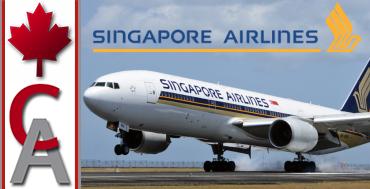 Singapore Airlines Tour