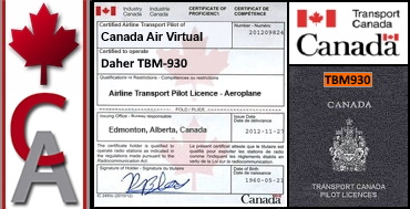 Daher TBM-930 Certification Flight