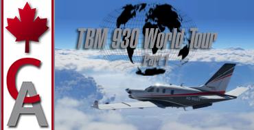 TBM 930 World Tour - P1